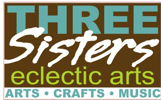 Three Sisters eclectic arts -in the JAX Bldg.